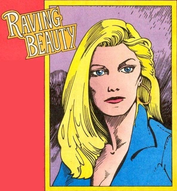 Cheryl Gates - Raving Beauty