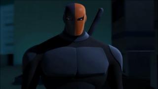 Deathstroke in Beware The Batman