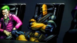 Deathstroke in DC Universe Online