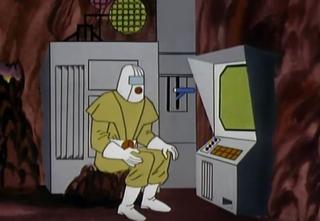 Moltar's original costume