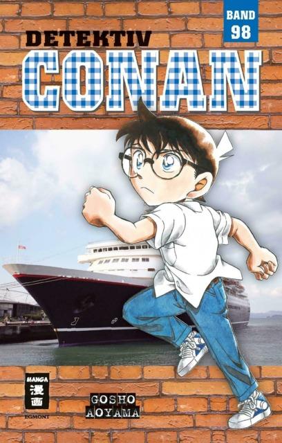 Conan detektiv Detektiv Conan