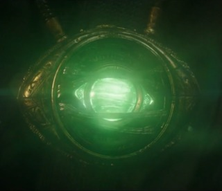 The Eye with the Time Stone