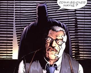 Anti-Matter Universe - Commissioner Wayne
