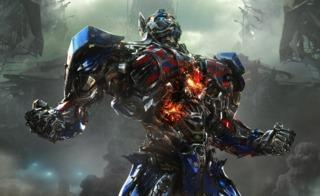 Optimus Prime in Age of Extinction