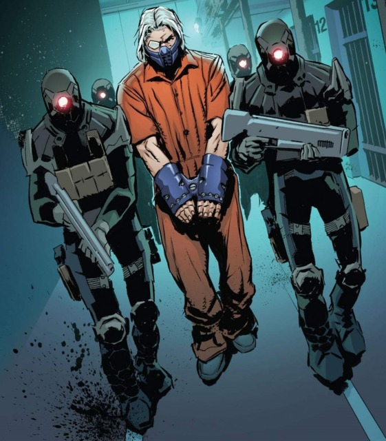 Slade Wilson: Ward of the State