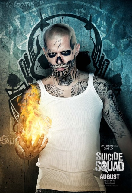 Jay Hernandez as El Diablo