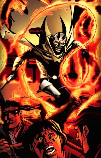 Chato as supernatural entity El Diablo