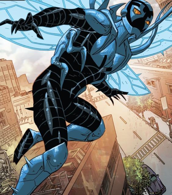 Blue Beetle (Earth Prime)