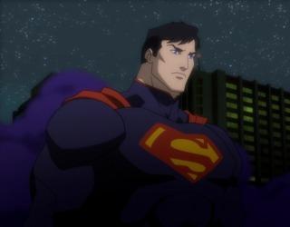 Superman in JL: War