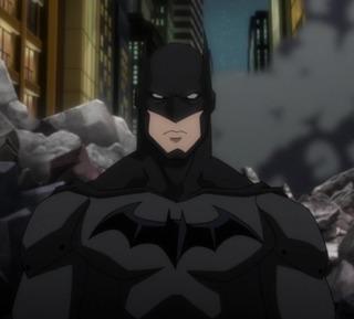 Batman in JL: War