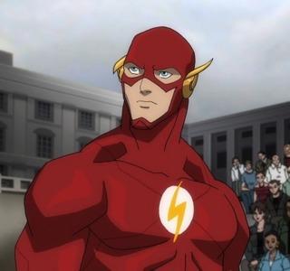 The Flash In JL: War