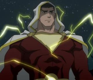 Shazam in JL: War