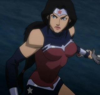 Wonder Woman in JL: War