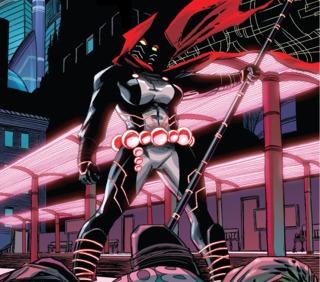 A Mysterious Figure Hunts Down Deadpool
