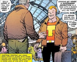 Captain Tootsie Returns