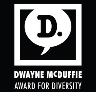 Dwayne McDuffie Award For Diversity