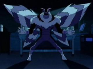 Killer Moth in Teen Titans
