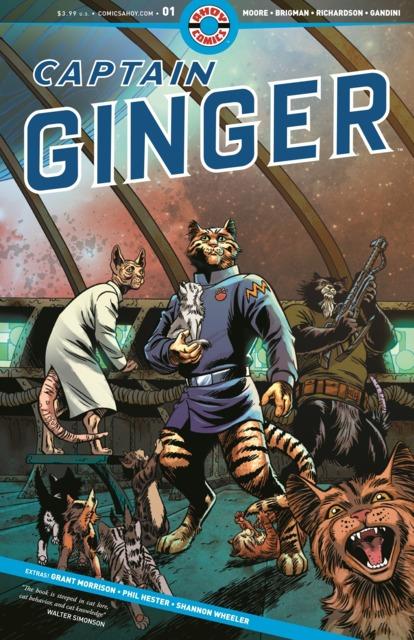 Captain Ginger