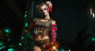 Harley from Injustice 2