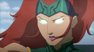 Mera from Justice League: Throne of Atlantis