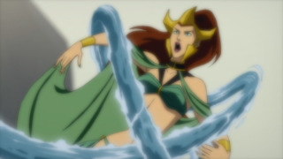 Mera from the Flashpoint Paradox