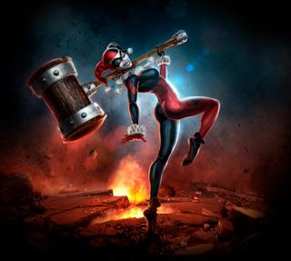 Infinite Crisis Harley Quinn