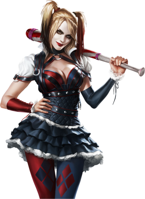 Harley from Batman Arkham Knight