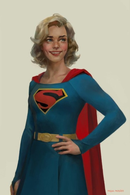 Golden Age Supergirl