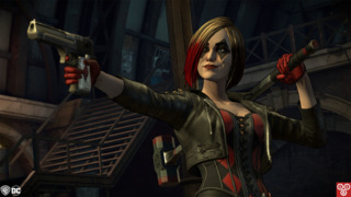Telltale Harley Quinn