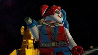 Lego Batman 3 Harley