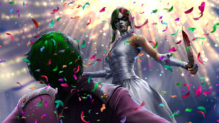 Harley Killing the Joker on her wedding day