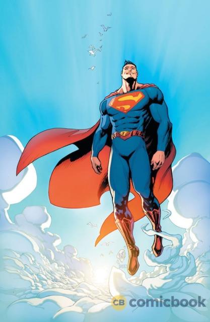 Reborn Superman