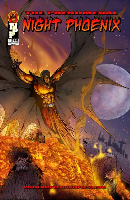 The Phenomenal  Night Phoenix