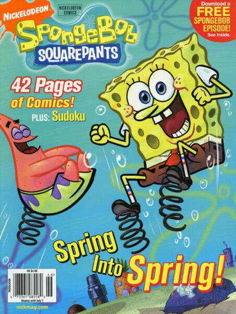 Nickelodeon Magazine Presents