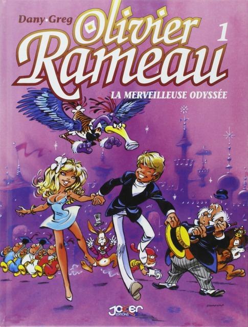 Olivier Rameau