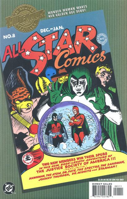Millennium Edition: All Star Comics 8