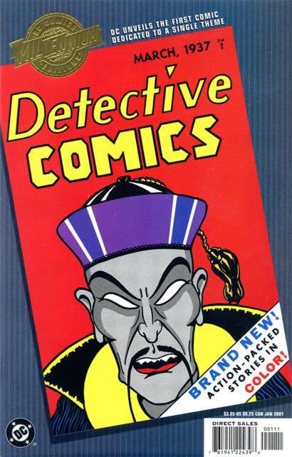 Millennium Edition: Detective Comics 1