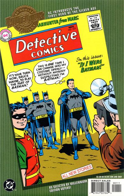 Millennium Edition: Detective Comics 225