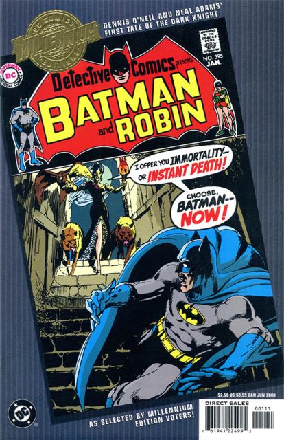 Millennium Edition: Detective Comics 395