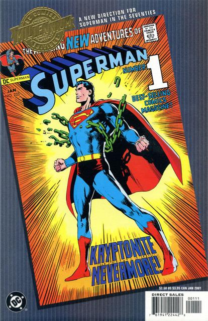 Millennium Edition: Superman 233