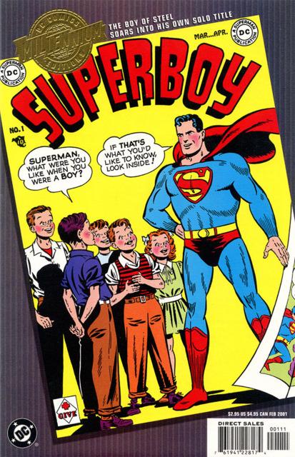 Millennium Edition: Superboy 1