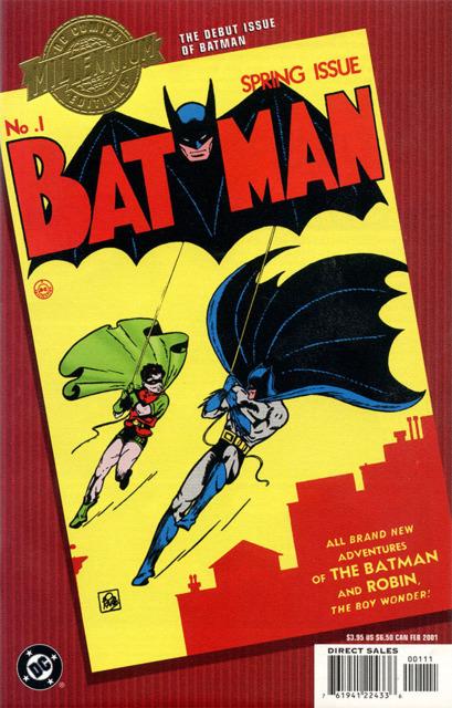 Millennium Edition: Batman 1