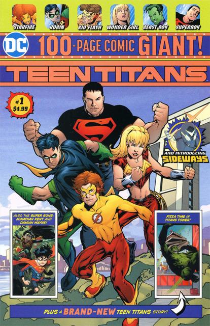 Teen Titans Giant