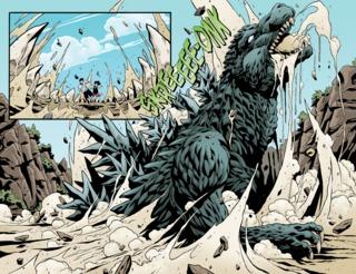 Godzilla appeared in Godzilla: Kingdom of Monsters.