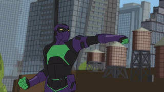 Prowler in Marvel's Spider-Man