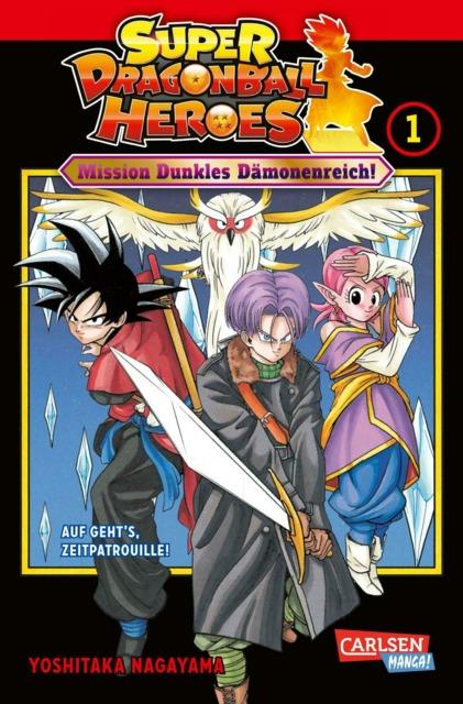 Super Dragon Ball Heroes - Mission Dunkles Dämonenreich!