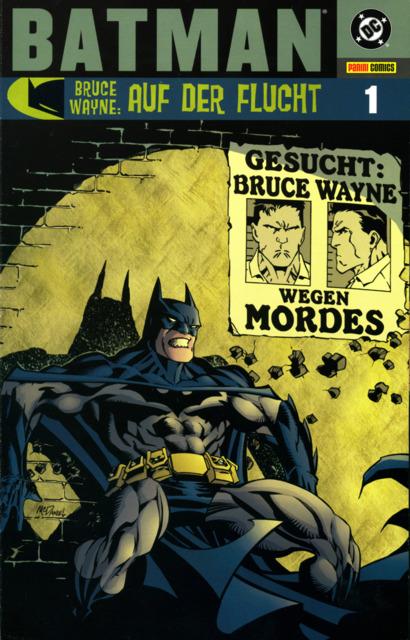 Batman: Bruce Wayne - Auf der Flucht