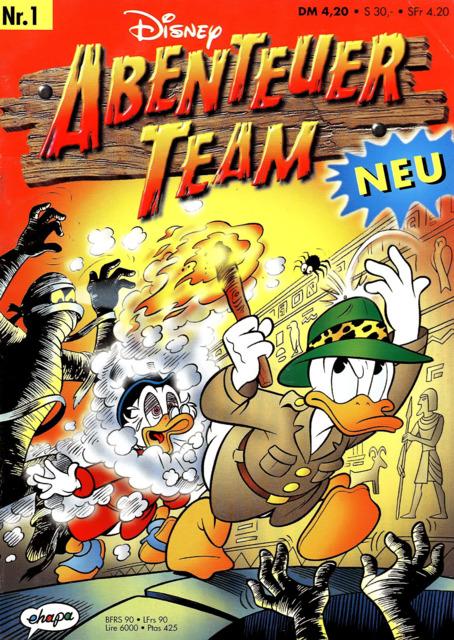 Abenteuer Team