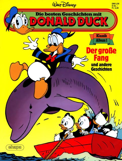 Die besten Geschichten mit Donald Duck - Klassik Album