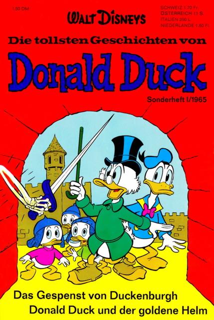 Die tollsten Geschichten von Donald Duck – Sonderheft